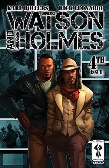 Watson And Holmes #4