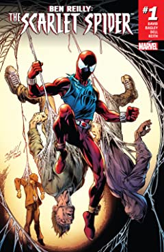 Ben Reilly: Scarlet Spider (2017-) #1