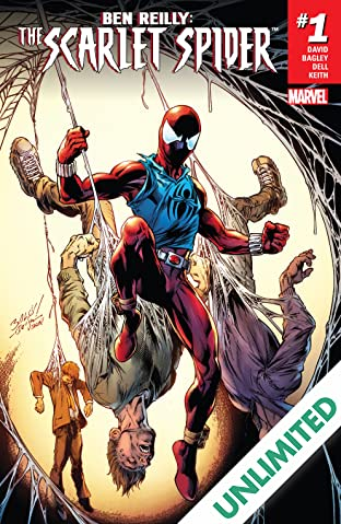Ben Reilly: Scarlet Spider (2017-2018) #1