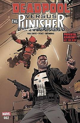 Deadpool vs. The Punisher (2017) #2 (of 5)