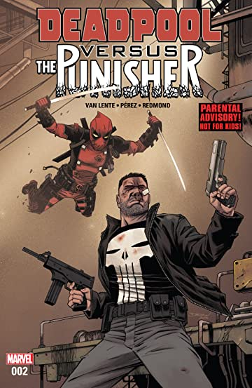 Deadpool vs. The Punisher (2017) #2 (of 5)
