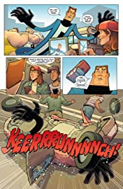 Great Lakes Avengers (2016-2017) #7