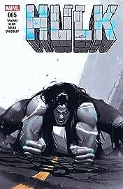 Hulk (2016-2018) #5
