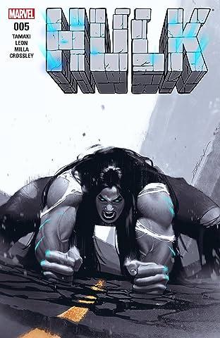 Hulk (2016-) #5