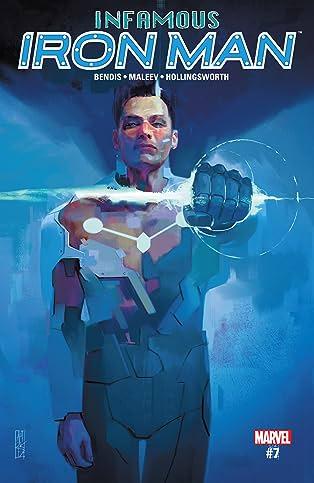 Infamous Iron Man (2016-2017) #7