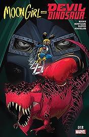 Moon Girl and Devil Dinosaur (2015-2019) #18