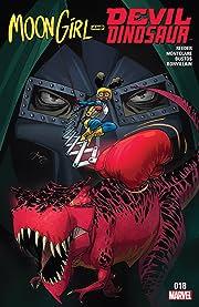 Moon Girl and Devil Dinosaur (2015-) #18