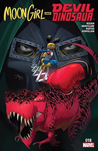 Moon Girl and Devil Dinosaur (2015-2019) #18