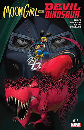 Moon Girl and Devil Dinosaur (2015-) #18