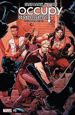 Occupy Avengers (2016-2017) #6