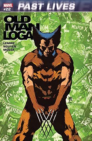 Old Man Logan (2016-) #22
