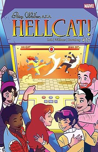 Patsy Walker, A.K.A. Hellcat! (2015-2017) #17