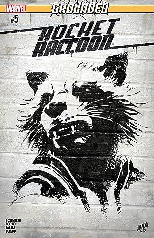 Rocket Raccoon (2016-2017) #5