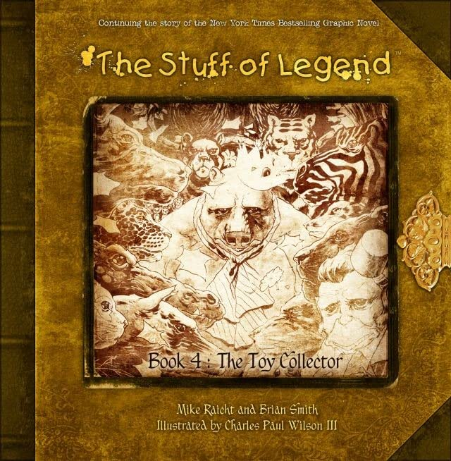 The Stuff of Legend Vol. 4 - The Toy Collector