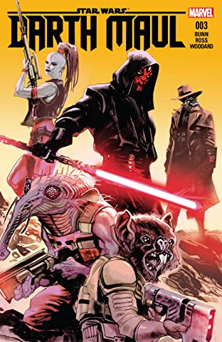 Star Wars: Darth Maul (2017-) #3