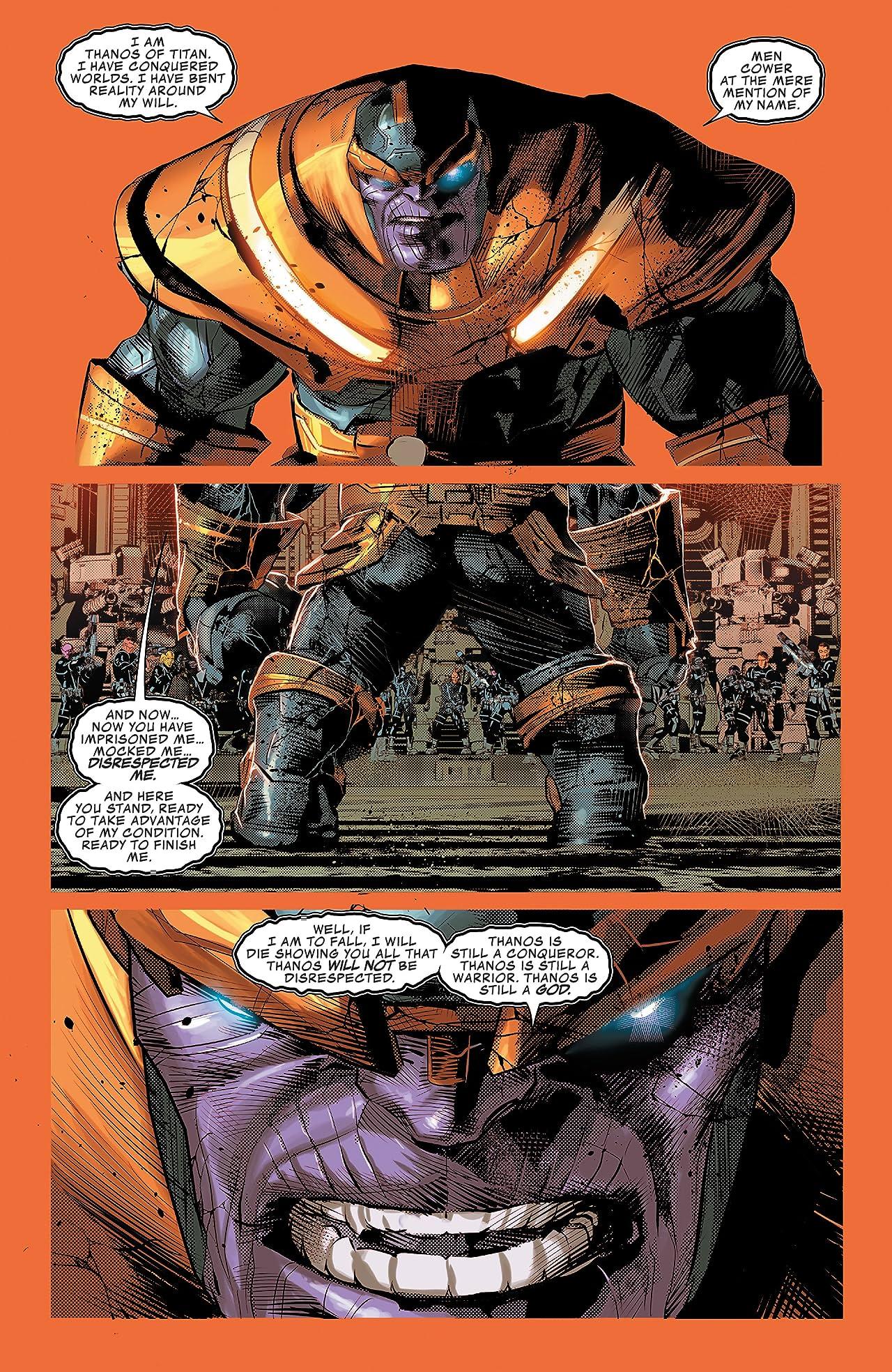 Thanos (2016-) #6