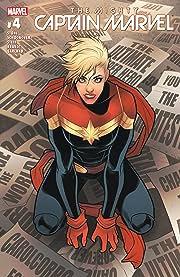 The Mighty Captain Marvel (2016-2017) #4