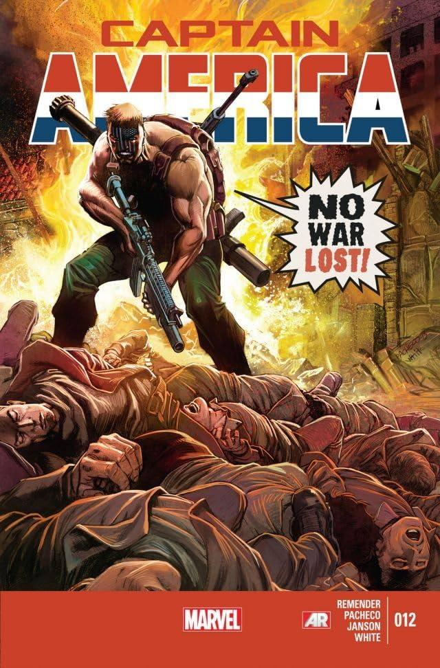 Captain America (2012-) #12