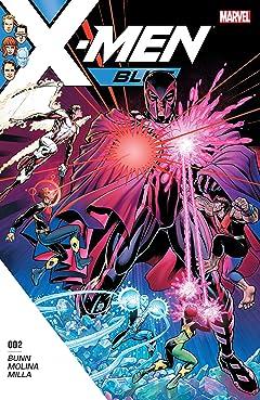 X-Men Blue (2017-2018) #2