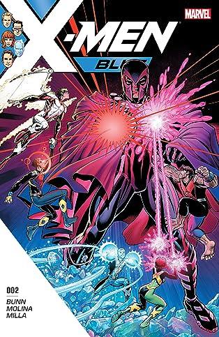 X-Men Blue (2017-) #2