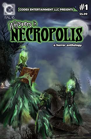 Whispers In Necropolis #1