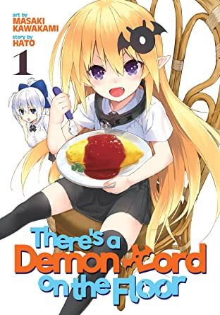 There's a Demon Lord on the Floor Vol. 1