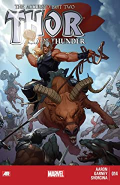 Thor: God of Thunder No.14