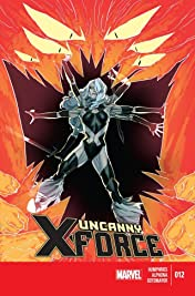 Uncanny X-Force (2013-2014) #12