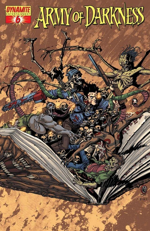 Army of Darkness Vol. 1 #6