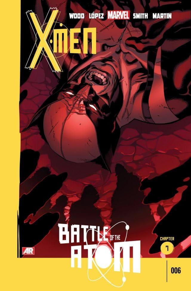 X-Men (2013-2015) #6