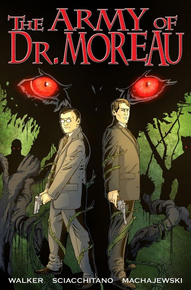 The Army of Dr. Moreau #1