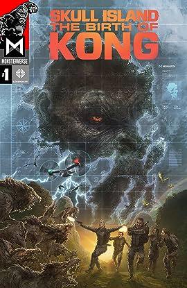 Skull Island: The Birth of Kong #1