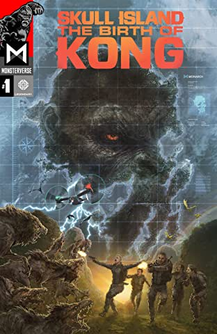 Skull Island: The Birth of Kong No.1