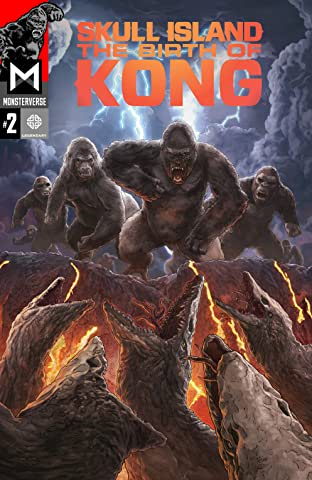 Skull Island: The Birth of Kong No.2