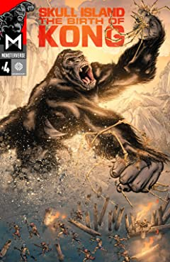 Skull Island: The Birth of Kong #4