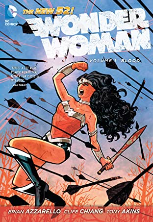 Wonder Woman (2011-2016) Vol. 1: Blood
