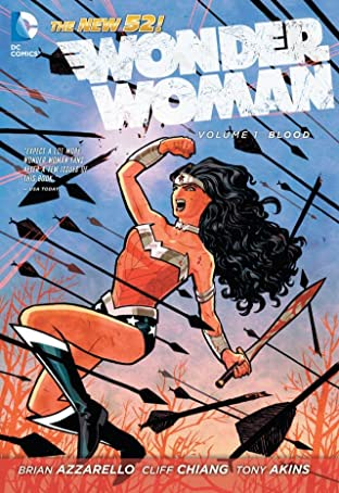 Wonder Woman (2011-) Vol. 1: Blood