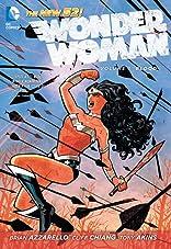 Wonder Woman (2011-) Vol. 1: Blood