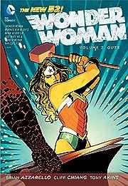 Wonder Woman (2011-2016) Vol. 2: Guts