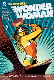 Wonder Woman (2011-) Vol. 2: Guts
