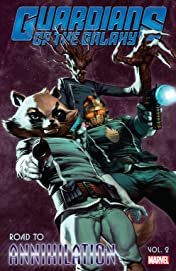 Guardians of the Galaxy: Road to Annihilation Tome 2