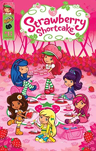 Strawberry Shortcake No.1