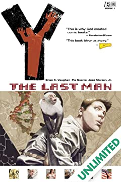 Y: The Last Man Vol. 1: Unmanned