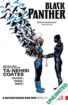 Black Panther: A Nation Under Our Feet Vol. 3