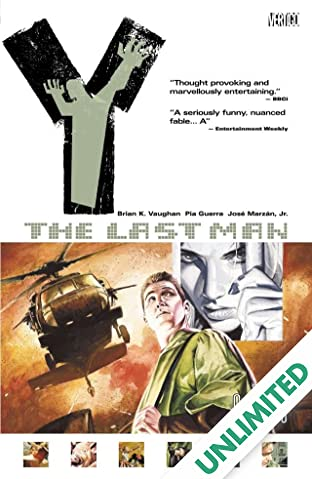 Y: The Last Man Vol. 2: Cycles