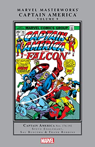 Captain America Masterworks Vol. 9
