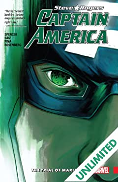 Captain America: Steve Rogers Vol. 2: The Trial of Maria Hill