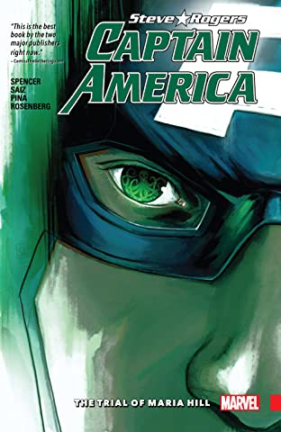 Captain America: Steve Rogers Tome 2: The Trial of Maria Hill
