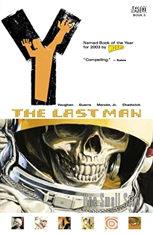 Y: The Last Man Tome 3: One Small Step