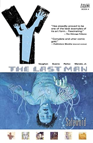 Y: The Last Man Tome 4: Safeword